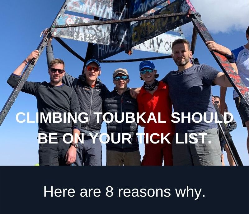 8 reasons why heading to climb Jebel Toubkal, Morocco should be on your 'mountain tick list'