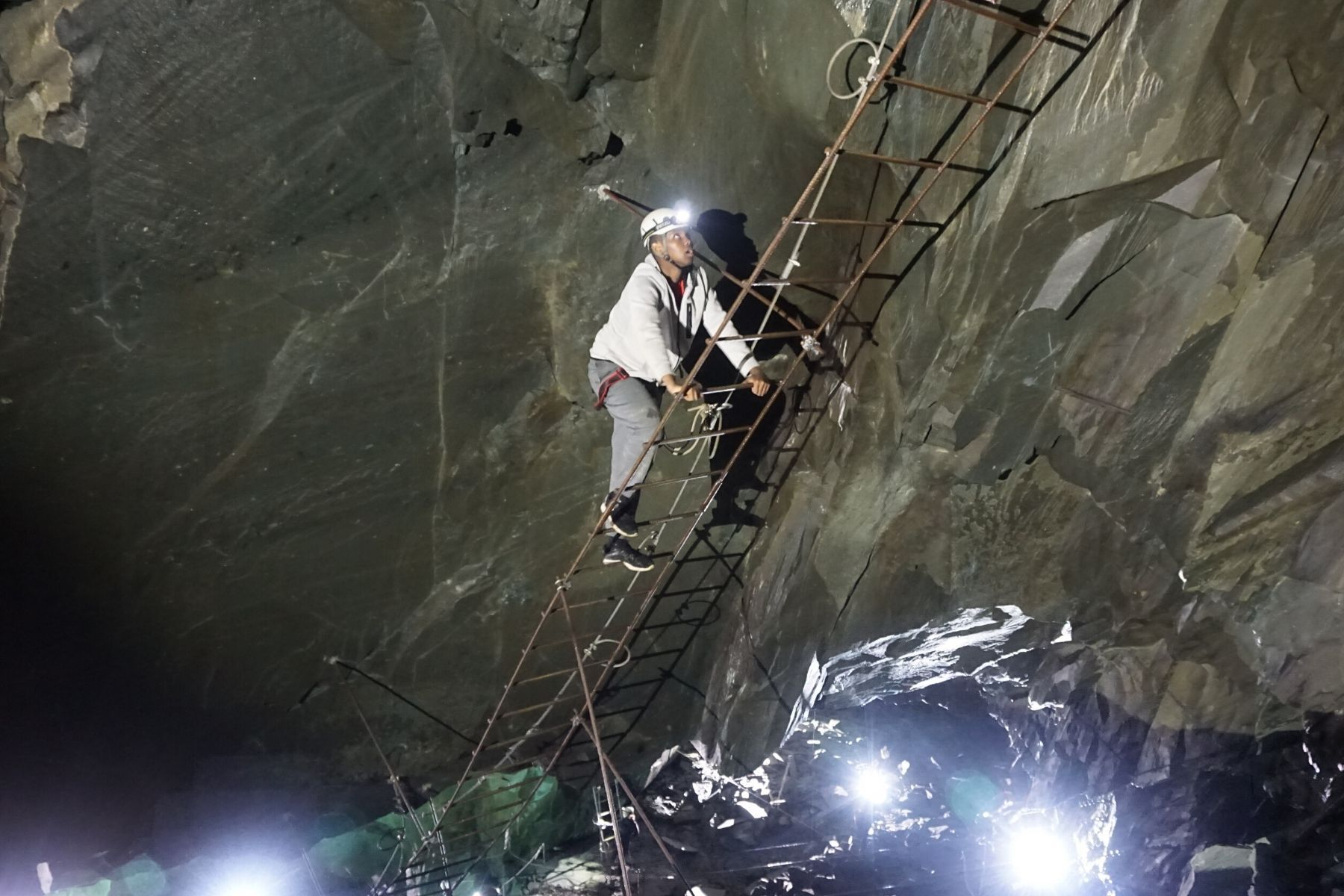 Climb the Mine, Keswick