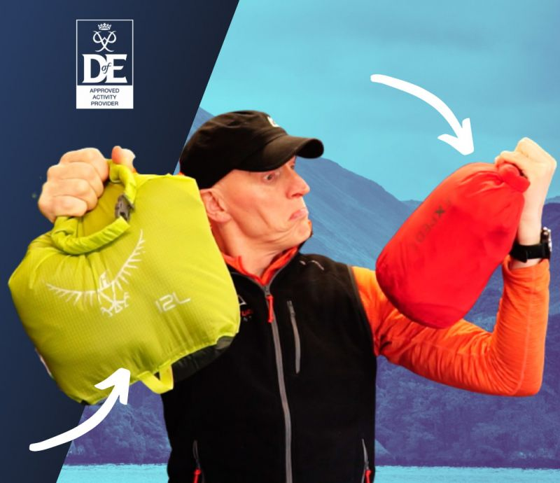3 Key considerations before buying a rucksack for a DofE Expedition